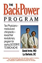 The Backpower Program by David Imrie