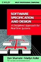 Software Specification and Design: A…