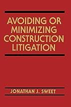 Avoiding or Minimizing Construction…