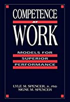 Competence at Work: Models for Superior…