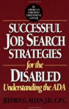 Successful Job Search Strategies for the…