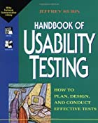 Handbook of Usability Testing: How to Plan,…