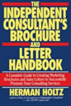 The Independent Consultant's Brochure and…