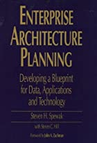 Enterprise Architecture Planning: Developing…