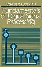 Fundamentals of Digital Signal Processing by…
