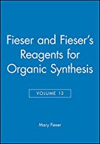 Fieser and Fieser's Reagents for Organic…