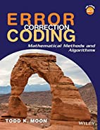 Error Correction Coding: Mathematical…