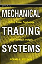 Mechanical Trading Systems: Pairing Trader…