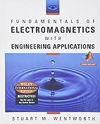 Fundamentals of Engineering Electromagnetics…