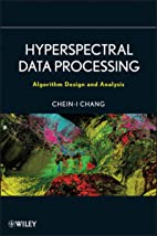Hyperspectral Data Processing: Algorithm…