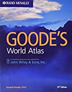 Goode's World Atlas 21st Edition by…