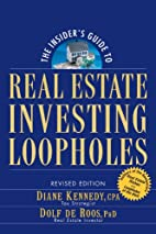 The Insider's Guide to Real Estate Investing…