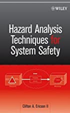 Hazard Analysis Techniques for System Safety…