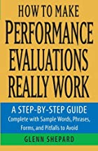 How to make performance evaluations really…