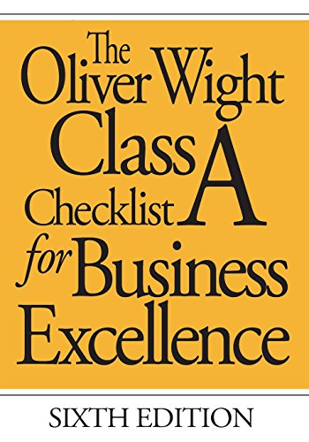 the-oliver-wight-class-a-checklist-for-business-excellence