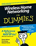 Hurley, Patrick J.: Wireless Home Networking For Dummies