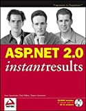 Spaanjaars, Imar: ASP.NET 2.0 Instant Results