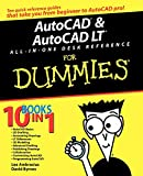 Byrnes, David: Autocad and Autocad Lt All-in-one Desk Reference for Dummies