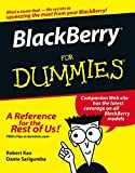 Kao, Robert: Blackberry for Dummies