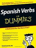 Spanish Verbs For Dummies by Cecie Kraynak