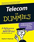 Olejniczak, Stephen P.: Telecom for Dummies