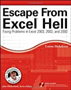 Escape From Excel Hell: Fixing Problems in…