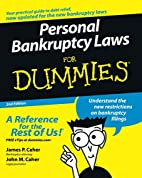 Personal Bankruptcy Laws For Dummies by…