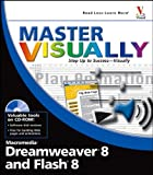 Etheridge, Denise: Master VISUALLY Dreamweaver 8 and Flash 8