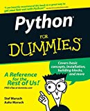Maruch, Stef: Python for Dummies