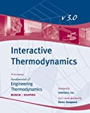 Moran, Michael J.: Fundamentals of Engineering Thermodynamics, Interactive Thermo User Guide