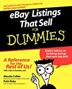 eBay Listings That Sell For Dummies by…
