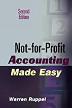 Not-for-Profit Accounting Made Easy by…