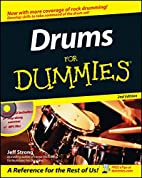 Drums for Dummies by Jeff Strong
