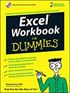 Excel Workbook For Dummies by Greg Harvey