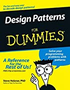 Design Patterns For Dummies by Steven…