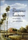 The Experience of Landscape by Jay Appleton
