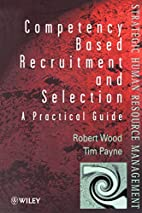 Competency-Based Recruitment and Selection…