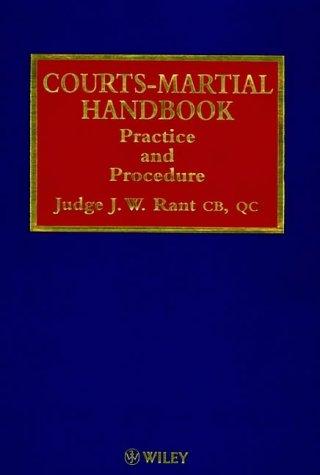 courts-martial-handbook-practice-procedure