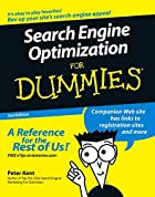 Search Engine Optimization For Dummies,…