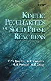 Davydov, E. Ya: Kinetic Peculiarities of Solid Phase Reactions