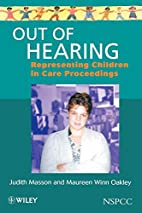 Out of Hearing: Representing Children in…