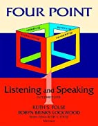 Four Point Listening and Speaking 1 (with…
