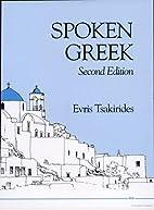 Spoken Greek by Evris Tsakirides