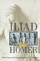 The Iliad, Book 1 by P.A. Draper