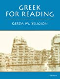 Seligson, Gerda: Greek for Reading