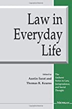 Law in Everyday Life (The Amherst Series in…