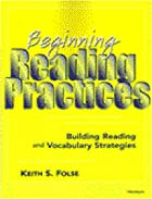 Beginning Reading Practices: Building…