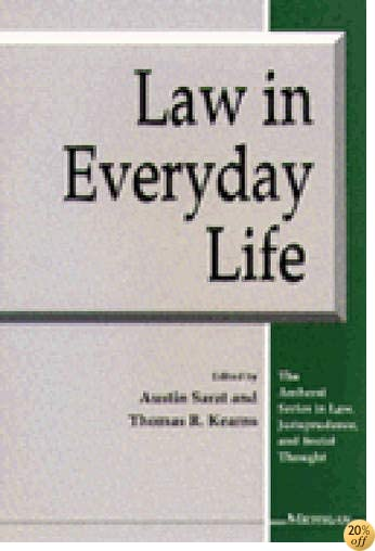 Law in the Domains of Culture (The Amherst Series In Law, Jurisprudence, And Social Thought)