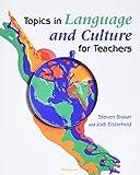 Brown, Steven: Topics in Language and Culture for Teachers (Michigan Teacher Training Volume)