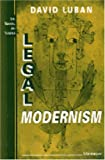 Luban, David: Legal Modernism